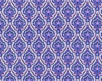 RJR Fabrics - Beverly Park - Rexford - Iris by RJR Studio - 100% Cotton - 15 Yards Available