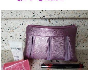 Makeup/clutch handbag clutch