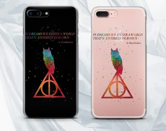 Harry Potter iPhone 7 cover Always iPod Touch 6 cover iPhone 6S case cover Samsung S8 iPhone case LG G6 cover iPhone 7 Plus case Pixel case