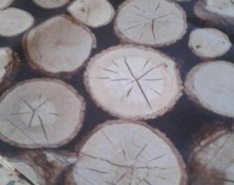 Decorative fabric tree grates