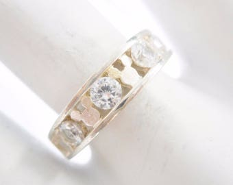 disney ring sterling ring sterling band band ring sterling bands sterling - Disney Engagement Rings And Wedding Bands