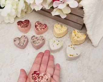25 Mini Bath Bombs / Wedding Favors / Shower Favors / Baby Shower / Wholesale / All Natural / Bath Bomb Favors / Bath Bombs / Party Favor