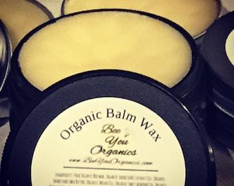ORGANIC SALVE & BALM 8 oz