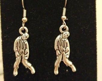 Sedalia Designs Walking Dead Zombie Earrings