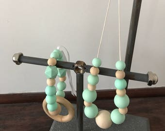 Set necklace + teether