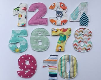 Magnetic Numbers 1-10