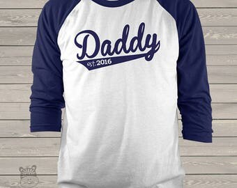 Daddy Baseball T-Shirt