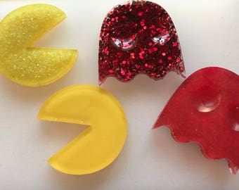 Pacman Xray Markers Customized w/Initials