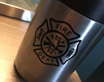 Cup decals made to order of your choice.