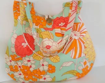 Summer blooms purse by AnaliClaire