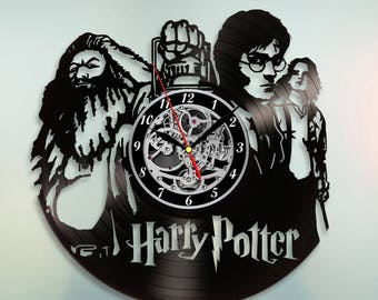 Harry Potter Wall Decal Etsy Uk