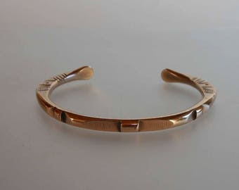 bronze bracelet Br 0002