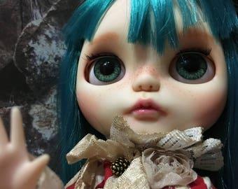 Ooak Blythe Custom Eliseodolls