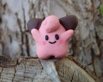 Cleffa Pokemon Miniature