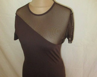 Top Moschino Brown size 40 in-76%