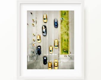 New York City Digital Print, City Aerial Photograph, Urban City Art, Printable Wall Art, Digital Download, Instant Download Printable Art