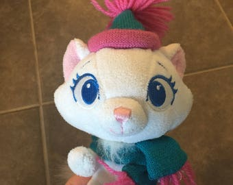 Aristocats marie winter kitty plush