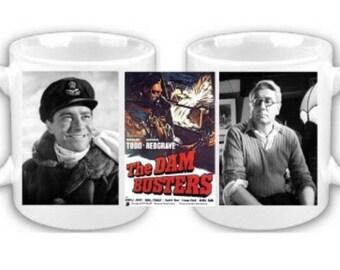 The Dam Busters - Richard Todd - Coffee Mug