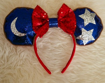 "Fantasia inspired ""The Sorcerer's Apprentice"" Minnie Mouse Ears 