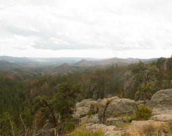 Photo of Landscape in Custer State Park, Black Hills, Nature Photography