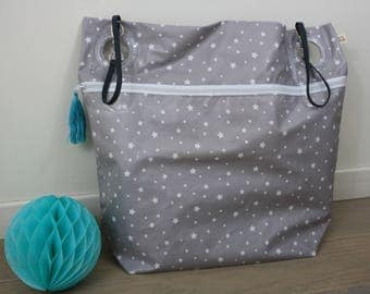 Waterproof Hand-Made Stroller Bag