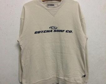 Vintage 90's Gotcha Sweatshirts