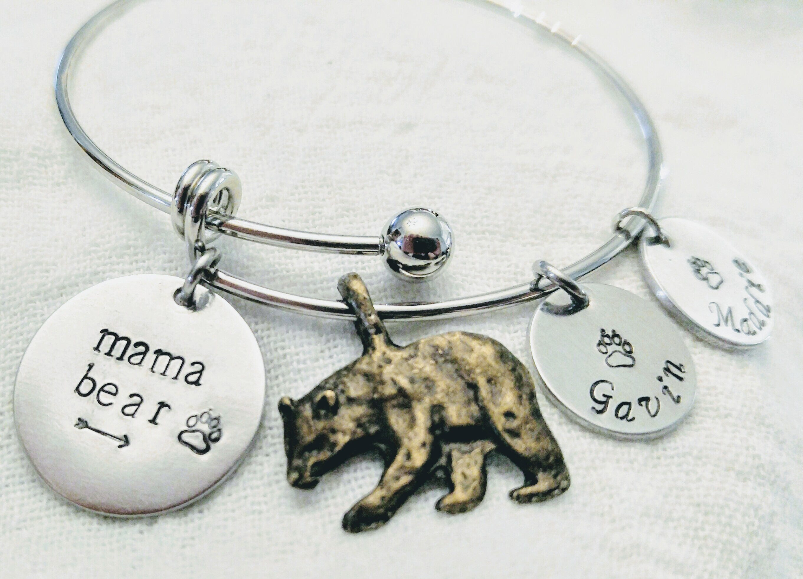 for fullxfull mom momma charm listing jewelry il gift custom bracelet bear mother christmas