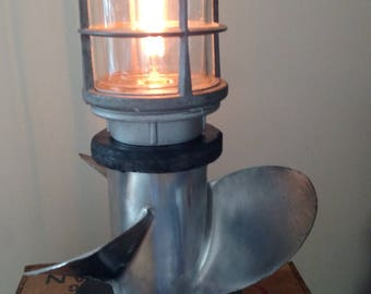 20%Off Nautical Steampunk Lamp