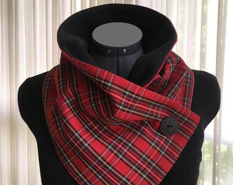 Royal Stewart Tartan Neck Warmer