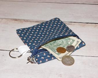 Coin purse , Nfl regulation, fidget spinner, fidget spinner pouch, travel bag, school supplies, lipsense, stocking stuffer, stadium bag
