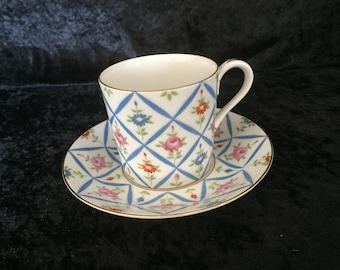 Lefton Tea Cup and Saucer