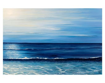 Art - Waves - Estepona - 470 x 330mm - LIMITED EDITION