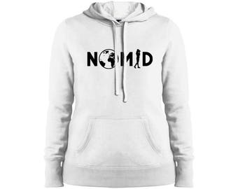 NOMAD Ladies Hooded Pullover