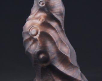 Medium Argus ( Metallic Copper/Maroon Vibe )