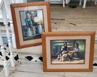 Laurie Snow Hein Retired Home Interior Pictures, Amish Children