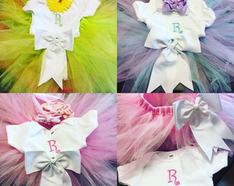Tutu with onsie or t-shirt