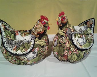 Country Kitchen Novelty - Chicken Bread Basket