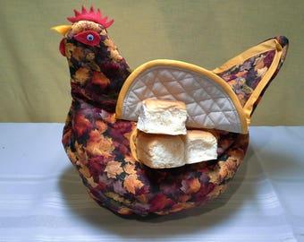 Country Kitchen Novelty - Chicken Bread Bowl/Basket