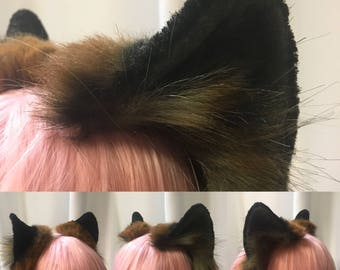 Realistic Fox Ears