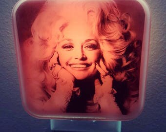 Dolly Parton Night Light