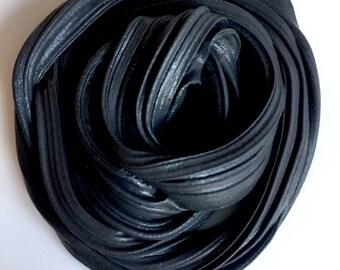 Non Toxic Butter Slime - Black Taffy
