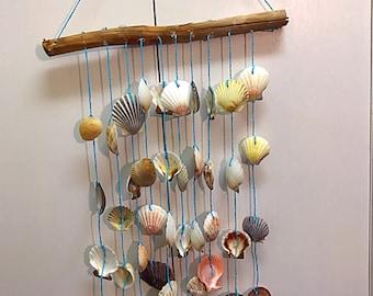 Handmade Sea Shell Wind Chimes