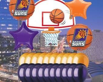 Phoenix Suns 25 Piece Balloon Set