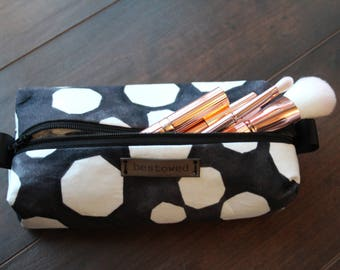 Frankie Collection - Small Box Cosmetic Bag