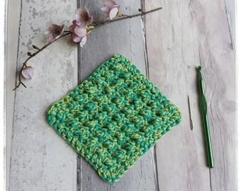 Face cloth - Washcloth - 100% cotton washcloth - Funky wash cloth - Handmade wash cloth - Flannel - CraftsbyBlossom