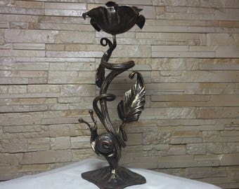 Candle holder, candle holder metal, candle holder forged, candle stick metal, candlestick holder, candle stand, candelabra,housewarming gift