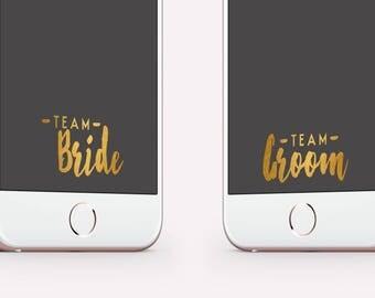 Wedding Snapchat Filter, Team Bride + Team Groom Snapchat Filter, Wedding Geofilter, Wedding Snap Chat Geofilters, Disney Bride