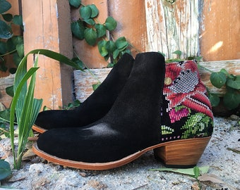 Irate Flower Boots