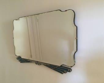 Vintage Art Deco Mirror