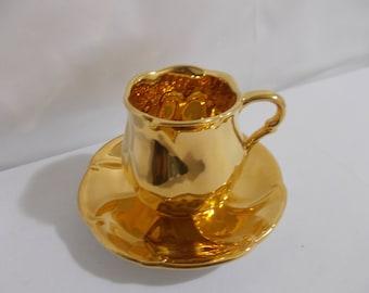 Royal Winton Grimwades Tea Cup & Saucer